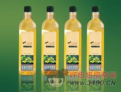 山宝树清香山茶油(1L)