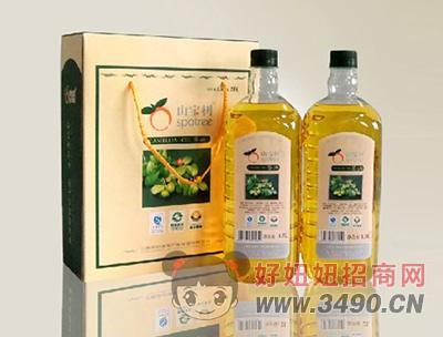 山宝树清香山茶油(1500mLX2)