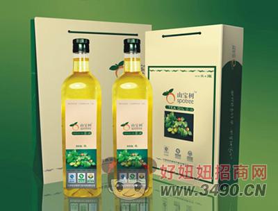山宝树清香山茶油(1LX2)