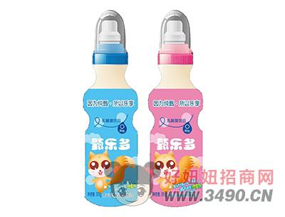 甄乐多乳酸菌饮品200g
