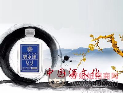 韩水缘白酒瓶装