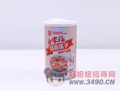 国泰-全家福桂圆莲子八宝粥罐装