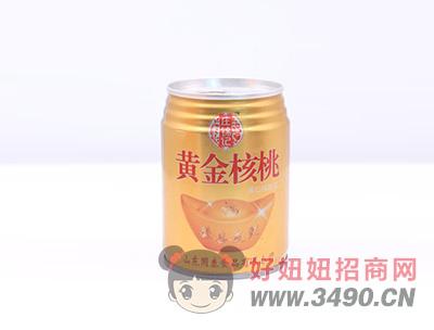 国泰-黄金核桃罐装