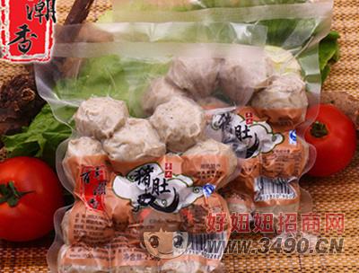 手工胡椒猪肚丸250g-百年潮香