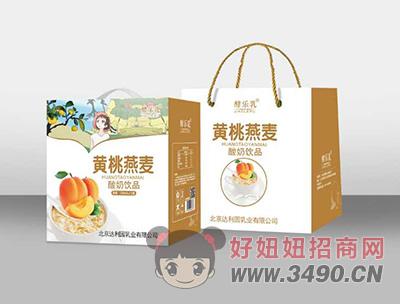 �S桃燕���⒕�性酸奶�品手提�b