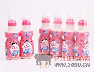 虎润优C优E原味乳酸菌lehu国际app下载200ml瓶装