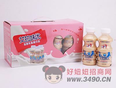 艾拉味优原味发酵乳酸菌lehu国际app下载340ml开窗礼盒