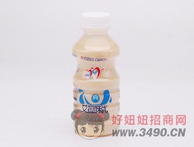 艾拉味优原味发酵乳酸菌lehu国际app下载340ml