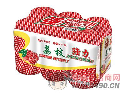 ��力荔枝�料330ml×6罐