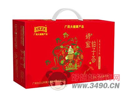 沁名山蜂蜜柚子茶果味茶�料310ml×12罐