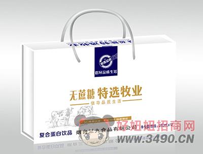 烟台三九无蔗糖特选牧业复合蛋白lehu国际app下载250ml×12