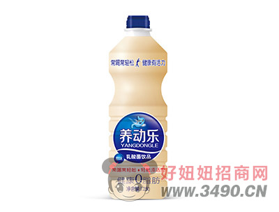 1.25L养动乐乳酸菌