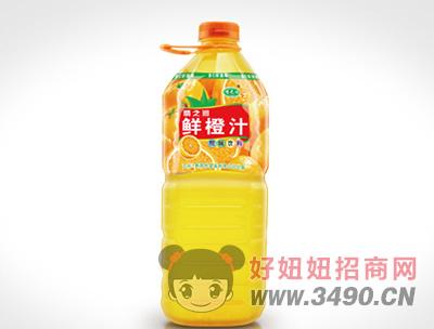 2L-情之润-鲜橙汁