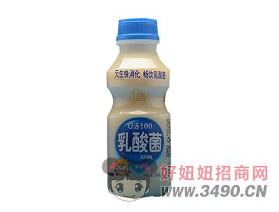 顶元-乳酸菌饮品瓶装340ml