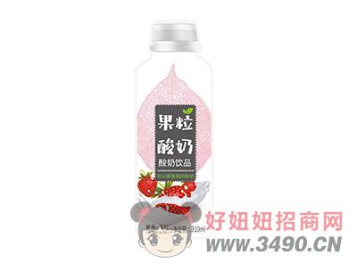 康发-草莓果粒酸奶lehu国际app下载