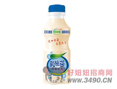 合元-合益优乳酸菌乳饮料原味1L