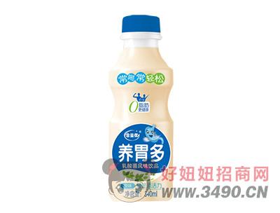 合元-养胃多乳酸菌乳饮料原味340ml