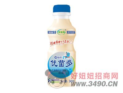 合元-��菌多乳酸菌乳�料340ml