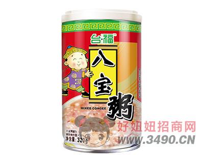 台福八宝粥延安版320g