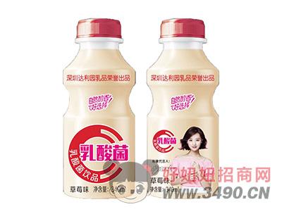 达利园草莓味乳酸菌lehu国际app下载340ml