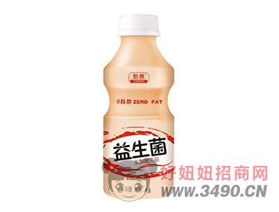 甄慕草莓味益生菌乳酸菌lehu国际app下载340ml