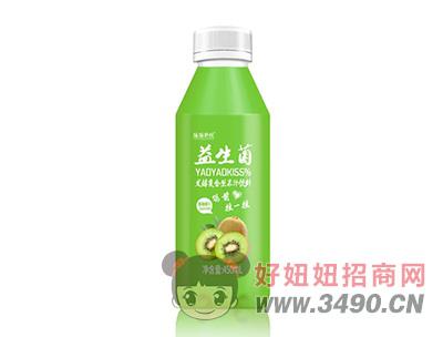 摇摇潮饮益生菌猕猴桃发酵复合型果汁饮料450ml