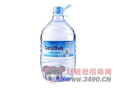 永福佰寿泉饮用天然泉水5L