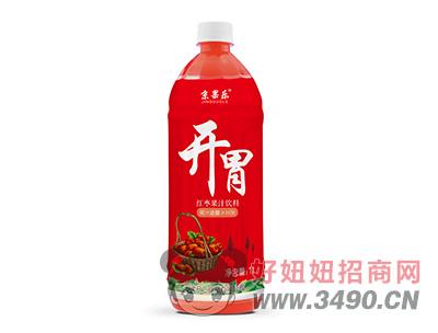 京果乐开胃红枣果汁饮料1L