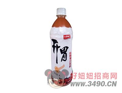山果时代开胃山楂果汁饮料1L