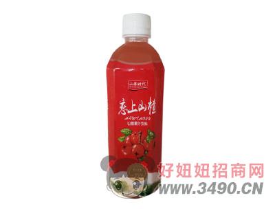 山果时代山楂果汁饮料500ml