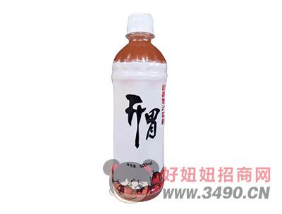 山果时代开胃山楂果汁饮料500ml