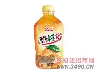 沃森鲜橙多果味饮料1L