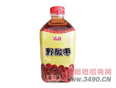 沃森野酸枣果味饮料1L