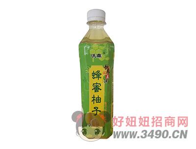 沃森蜂蜜柚子果味饮料500ml