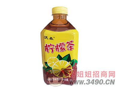 沃森柠檬茶饮料1L