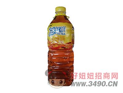 沃森冰红茶茶味饮料2L