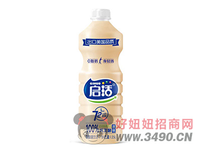 启活原味味乳酸菌lehu国际app下载1.25L