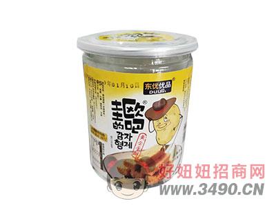 东优优品黄金蛋酥罐装