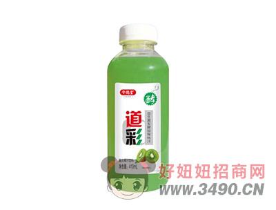 令德堂道彩益生菌发酵猕猴桃汁饮料410ml