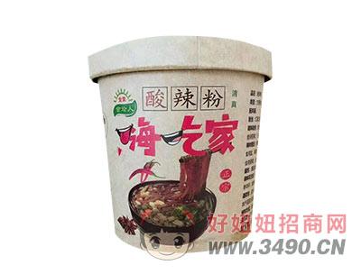 北京食烩人嗨吃家酸辣粉