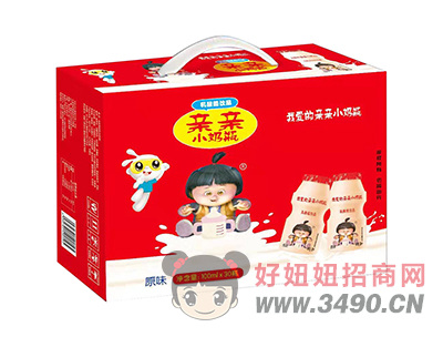 亲亲小奶瓶原味乳酸菌lehu国际app下载100ml×30瓶