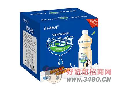 亲亲果燃好益生菌原味乳酸菌lehu国际app下载1.25L×6瓶