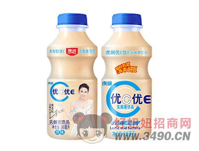 虎润优C优E乳酸菌lehu国际app下载340ml