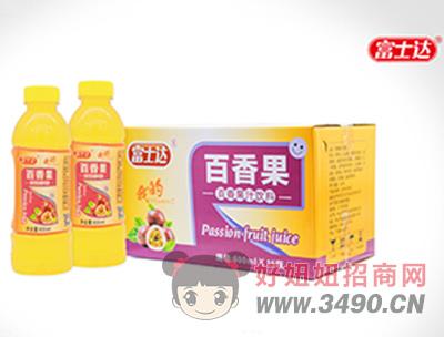 富士达百香果汁饮料600ml×15瓶
