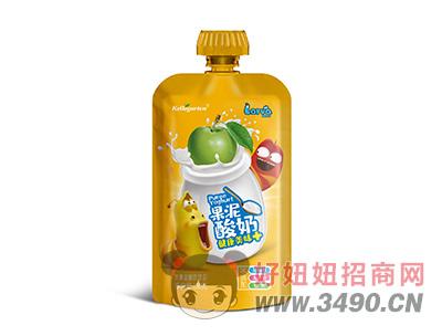 开洛德苹果味酸奶lehu国际app下载150g