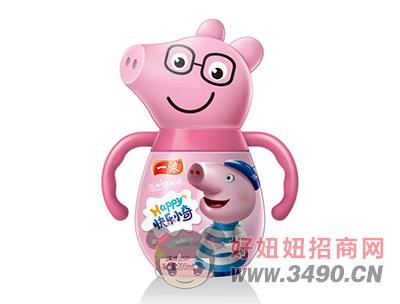 一浓快乐小奇乳味饮料200ml(粉瓶装)