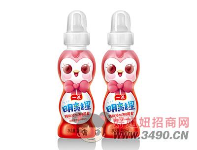 一浓明亮之星乳酸菌lehu国际app下载200ml(红瓶装)