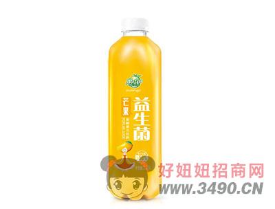 果哇伊益生菌芒果�l酵果汁�料1.25L