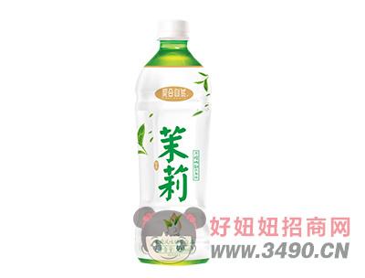 契合自然茉莉�G茶500ml