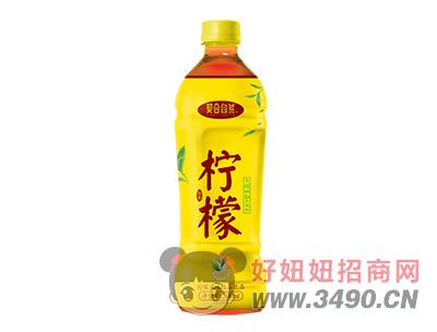 契合自然��檬�t茶500ml